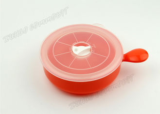 China Portable Freezer Safe Food Storage Containers , Microwave Safe Bowls With Lids supplier
