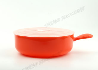 China Portable Freezer To Microwave Containers , Plastic Food Storage Containers With Lids supplier