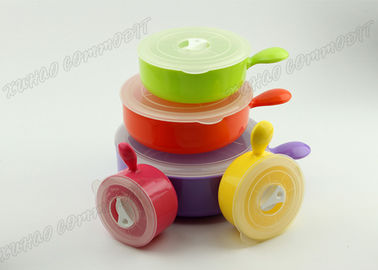 China Eco Friendly Microwave Safe Food Storage Containers Microwave Oven Bowl Set supplier