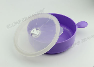 China Freezer Safe Microwavable Plastic Bowls Withstand High Temperature Easy To Store supplier