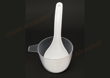 China Rice Spoon Plastic Kitchen Accessories PP Material White Color Long Service Life supplier