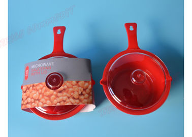 China Milk Leak Proof Food Storage Containers Plastic Kitchenware Cast Iron Milk Pot supplier