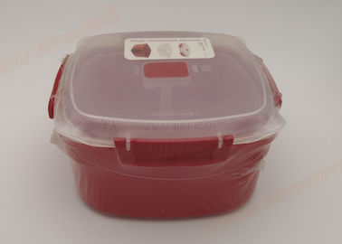 China Kitchen Microwave Safe Food Storage Containers , Plastic Food Containers With Lids  supplier